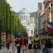 SIGHTSEEING TOURS IN KAUNAS CENTRE