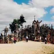 TOUR TO THE HILL OF CROSSES NEAR ŠIAULIAI